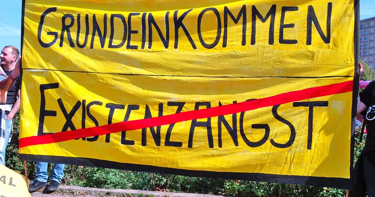 BGE Demo Berlin